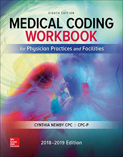 9781259630026: Medical Coding Workbook for Physician Practices and Facilities