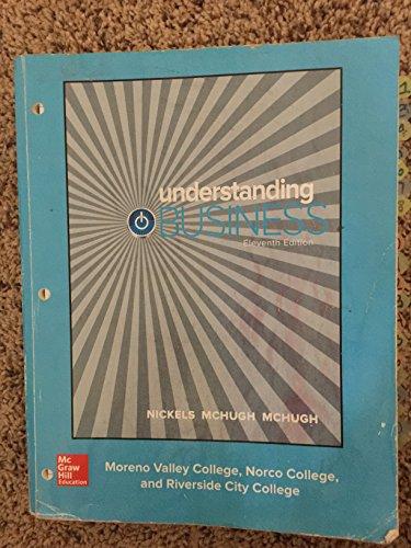 9781259630989: Understanding Business Eleventh Edition