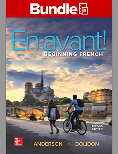 9781259631467: Loose Leaf En Avant: Beginning French with Connect Access Card