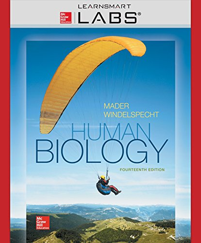 9781259635311: Connect with LearnSmart Labs Access Card for Human Biology