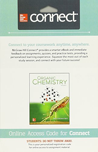 9781259636424: Connect Access Card Two Year for Organic Chemistry
