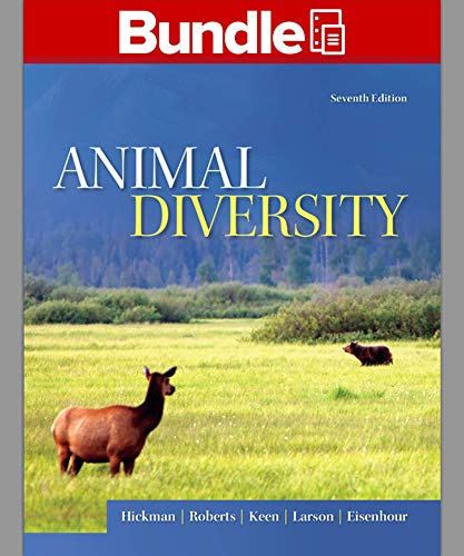 9781259636738: Loose Leaf Animal Diversity with Connect Access Card