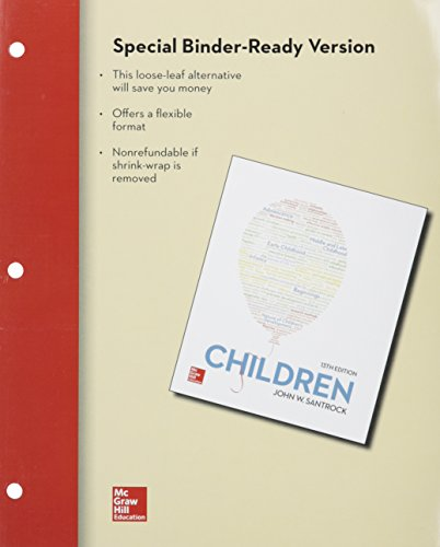 9781259637230: Loose Leaf Children with Connect Access Card