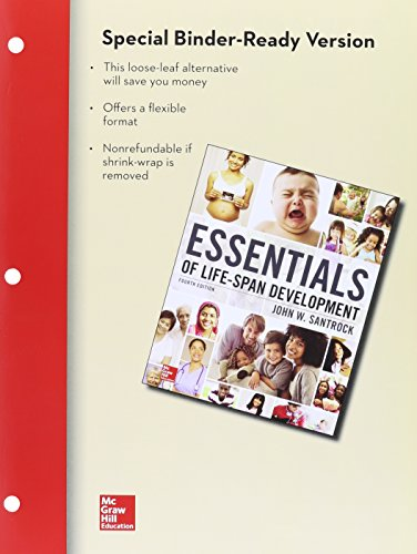 9781259637247: Loose Leaf for Essentials of Life-Span Development with Connect Access Card