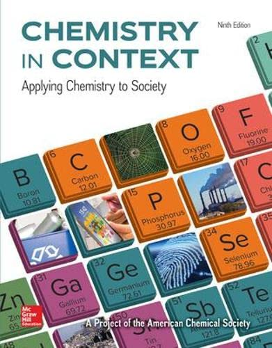 9781259638145: Chemistry in Context