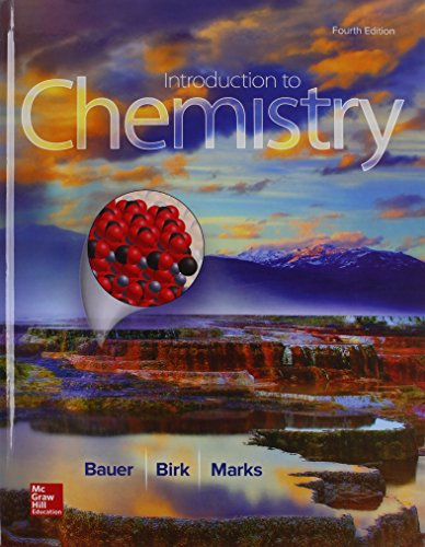 9781259638237: Package: Introduction to Chemistry with Connect 1-semester Access Card