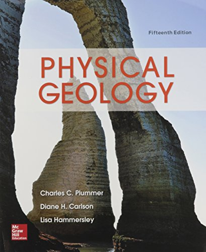 Combo: Physical Geology with Connect 1-semester Access Card: Plummer, Charles (Carlos)