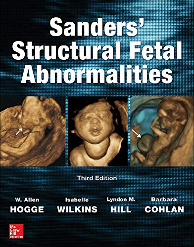 9781259641374: Sanders' Structural Fetal Abnormalities, Third Edition
