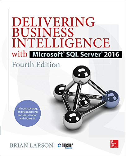 9781259641480: Delivering Business Intelligence with Microsoft SQL Server 2016, Fourth Edition