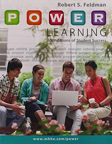 9781259656088: P.O.W.E.R. Learning: Foundations of Student Success and Connect Access Card