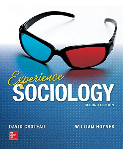 9781259656170: Experience Sociology with Connect Access Card