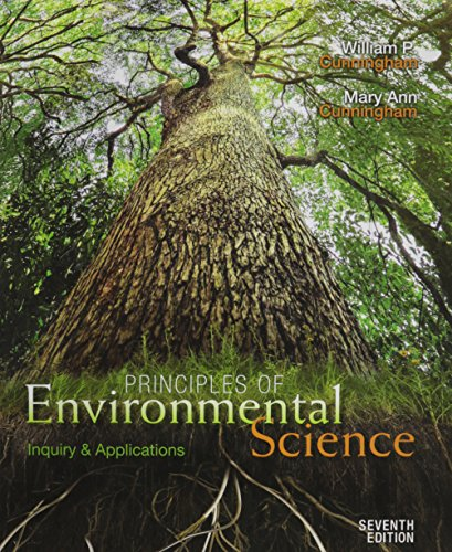 9781259656415: Package: Principles of Environmental Science with Connect 1-semester Access Card
