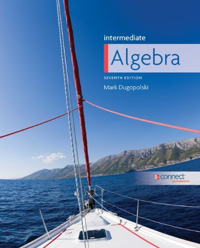 9781259656514: Intermediate Algebra with Connect Access Card
