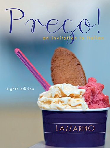 9781259657856: Prego! An Invitation to Italian with Quia Workbook and Lab Manual Access Card