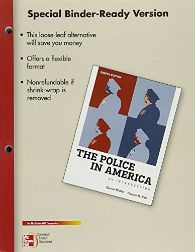 9781259659621: Loose Leaf for The Police in America with Connect Access Card
