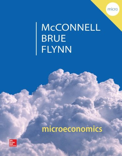 9781259660849: Microeconomics with Connect