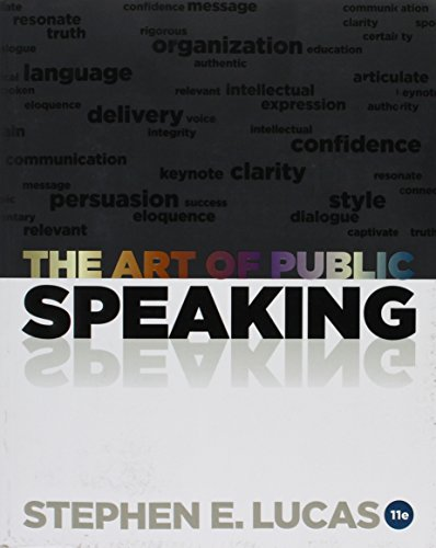 9781259661440: The Art of Public Speaking with Connect Plus Access Card
