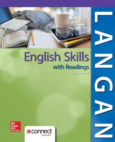 9781259662867: English Skills with Readings w/CONNECT Writing 3.0 Access Card