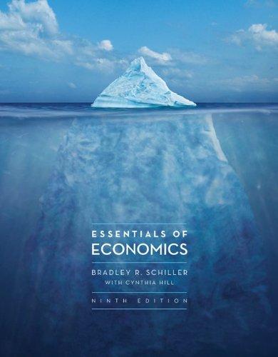 9781259663734: Essentials of Economics with Connect