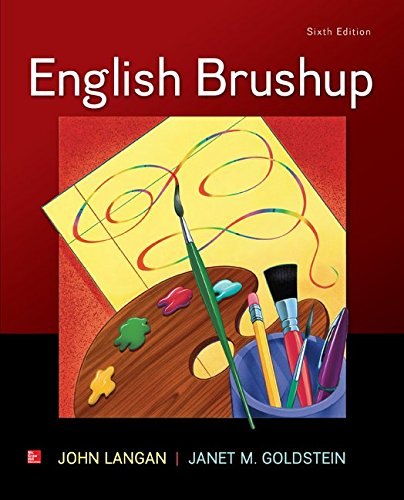 9781259664670: ENGLISH BRUSHUP WITH CONNECT WRITING 3.0 ACCESS CARD