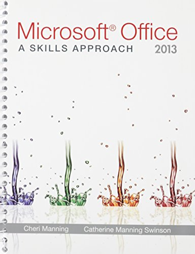 9781259665813: Microsoft ® Office 2013: A Skills Approach with SIMnet Access Card