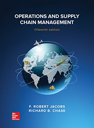 9781259666100: Operations and Supply Chain Management