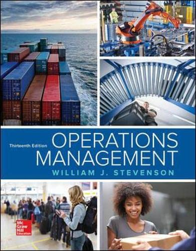 9781259667473: Operations Management