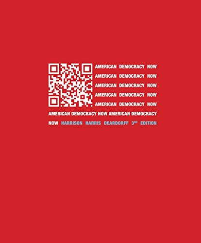 9781259668609: American Democracy Now with Connect Access Card