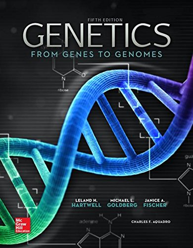 9781259668623: Genetics: From Genes to Genomes with Connect Access Card