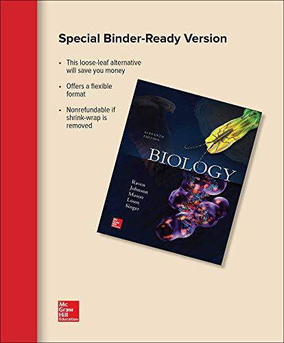 9781259668890: Loose Leaf for Biology