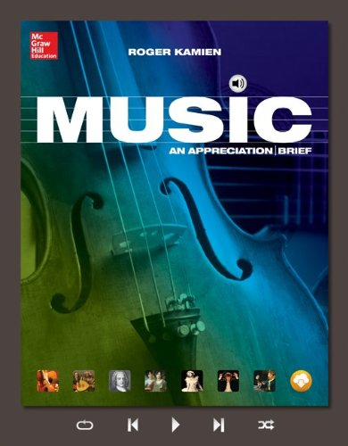 9781259669286: Music: An Appreciation with Connect Access Card