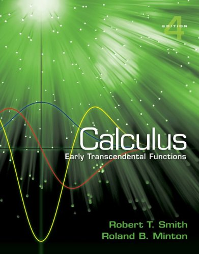 9781259669569: Calculus - Early Transcendental Functions with Connect Access Card