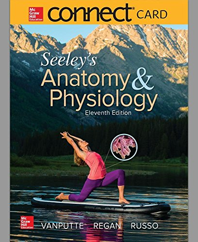9781259670121: Seeley\'s Anatomy & Physiology McGraw-Hill Connect ...