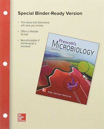 9781259670954: Loose Leaf for Prescott's Microbiology