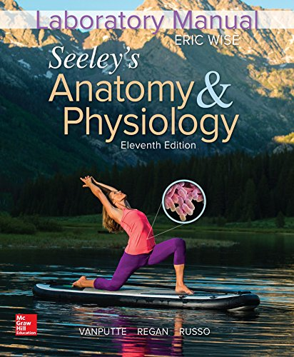 9781259671296: Laboratory Manual for Seeley's Anatomy & Physiology