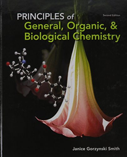 9781259671890: Package: Principles of General, Organic & Biological Chemistry with Connect 1-semester Access Card