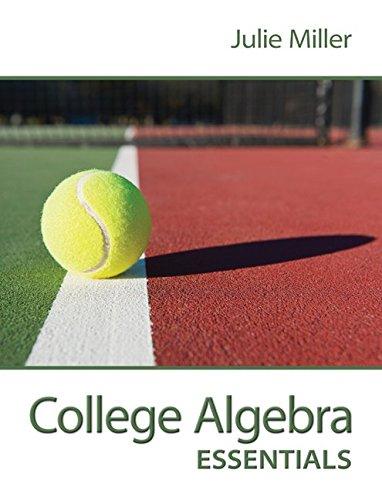 9781259672309: College Algebra Essentials with ALEKS 18 Week Access Card