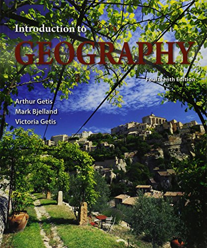 9781259673511: Combo: Introduction to Geography with Connect 1-semester Access Card