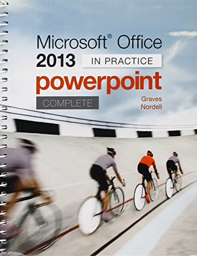 9781259674051: Microsoft ® PowerPoint 2013: In Practice with SIMnet Access Card