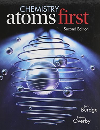 9781259675317: Package: Chemistry - Atoms First with Connect 2-semester Access Card