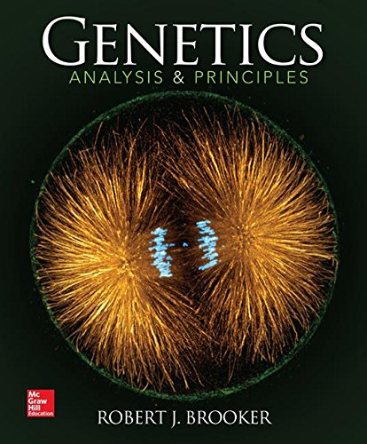 9781259676062: Genetics: Analysis and Principles with Connect Access Card