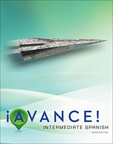 9781259679780: Avance! Student Edition with Connect Access Card