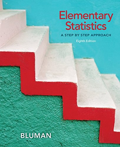 9781259680069: Elementary Statistics: A Step by Step Approach with Connect Math hosted by ALEKS Access Card