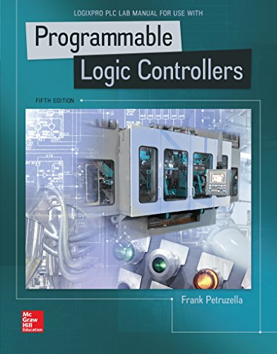 9781259680847: LogixPro PLC Lab Manual for Programmable Logic Controllers