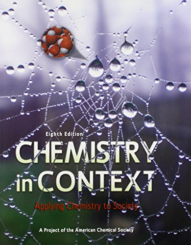 9781259681271: Package: Chemistry in Context with Connect 1-semester Access Card