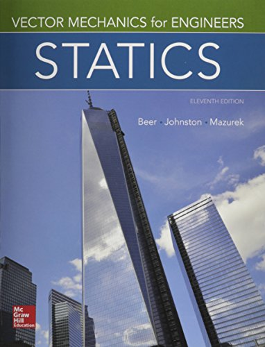 9781259681653: Package: Vector Mechanics for Engineers: Statics with 1 Semester Connect Access Card