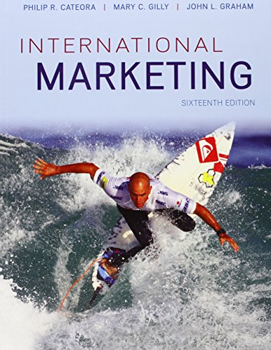 9781259681851: International Marketing with Connect Access Card