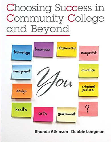 9781259681882: Choosing Success in Community College and Beyond with Connect