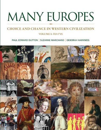 9781259683763: Many Europes Volume 1 with Connect 1-Term Access Card