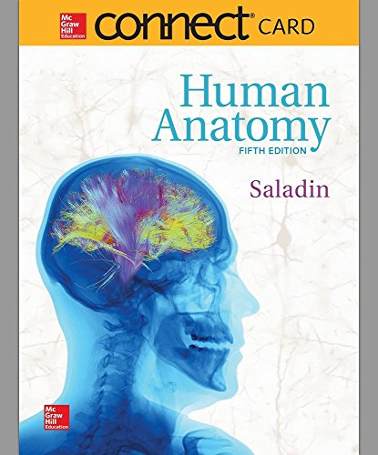 9781259683817: Connect Access Card for Human Anatomy